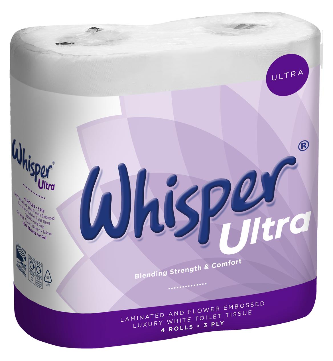 Whisper Ultra