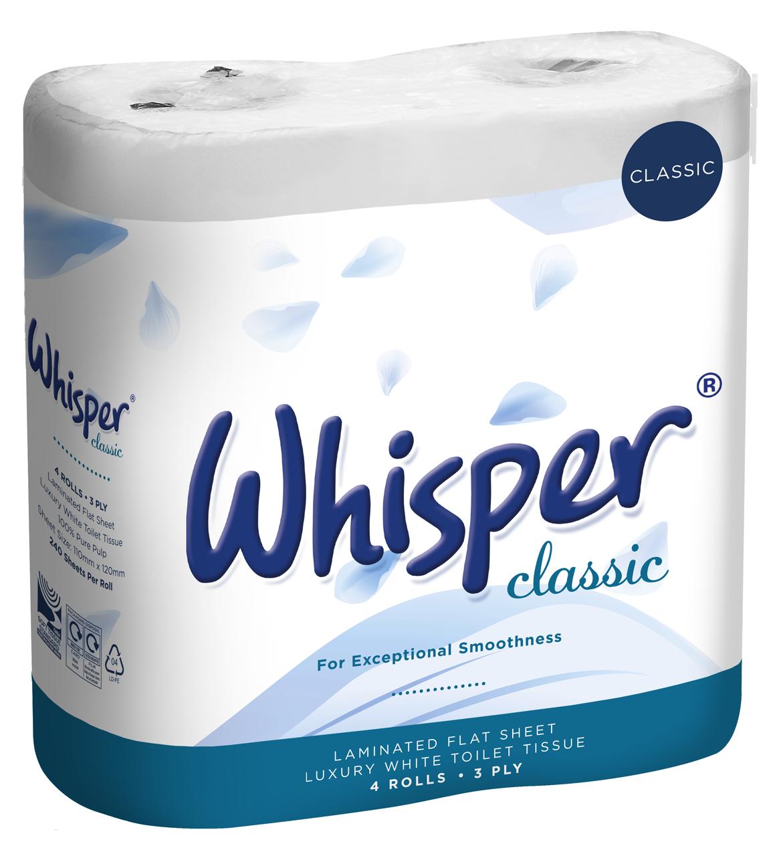 Whisper Classic