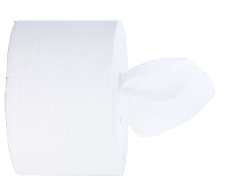 Coreless Toilet Rolls