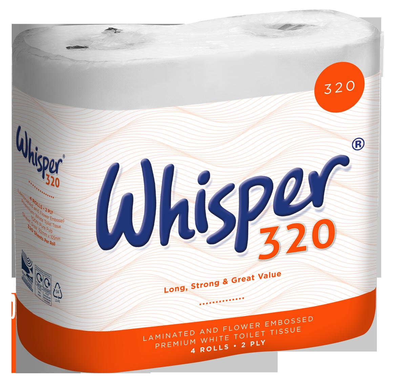 Whisper 320