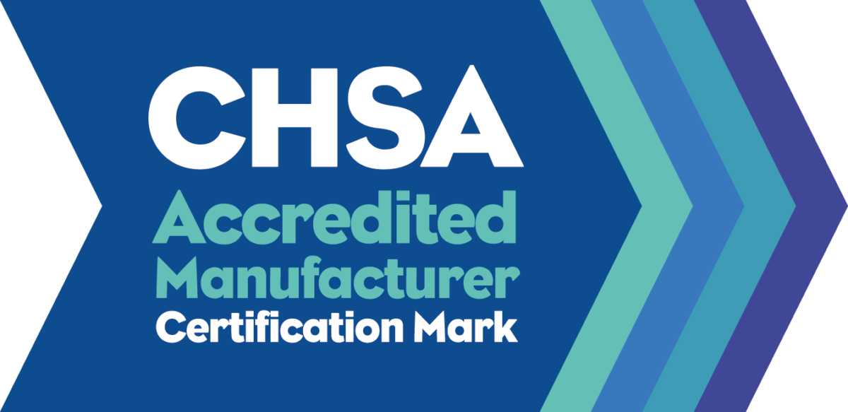 CHSA Accredited Manufacturer CMYK.eps